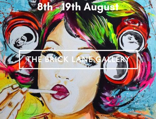 THE BRICK LANE GALLERY – Exposición en Londres